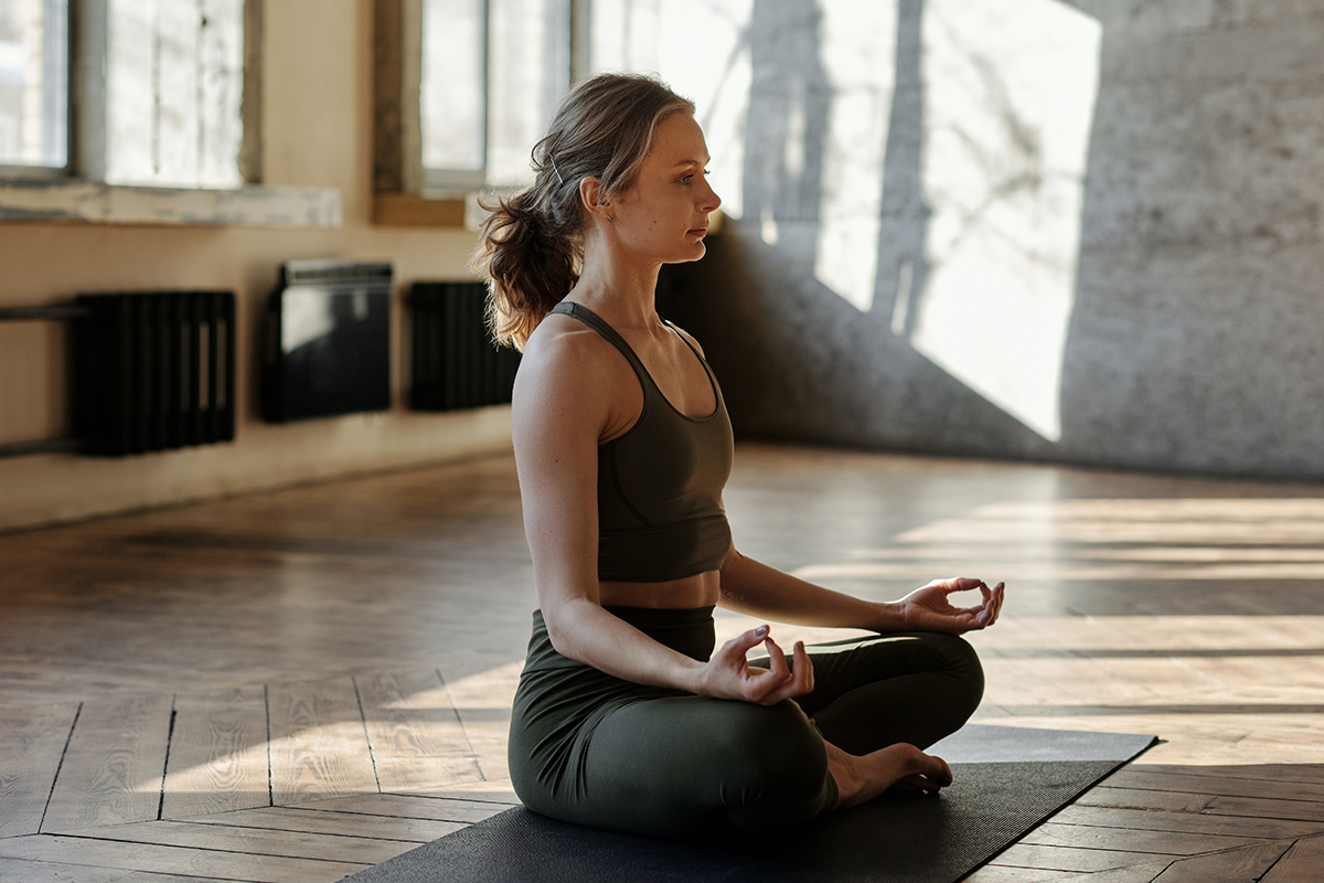 瞑想の基本