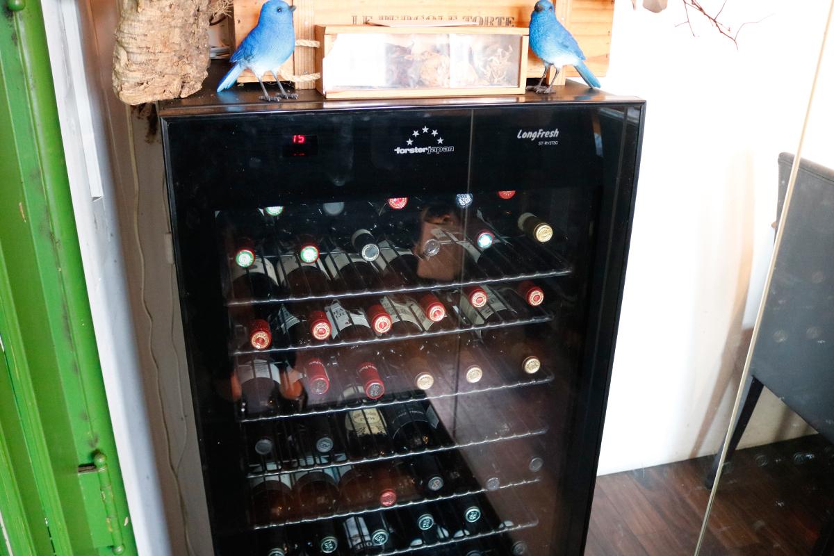 イルベッカフィーコ ワイン