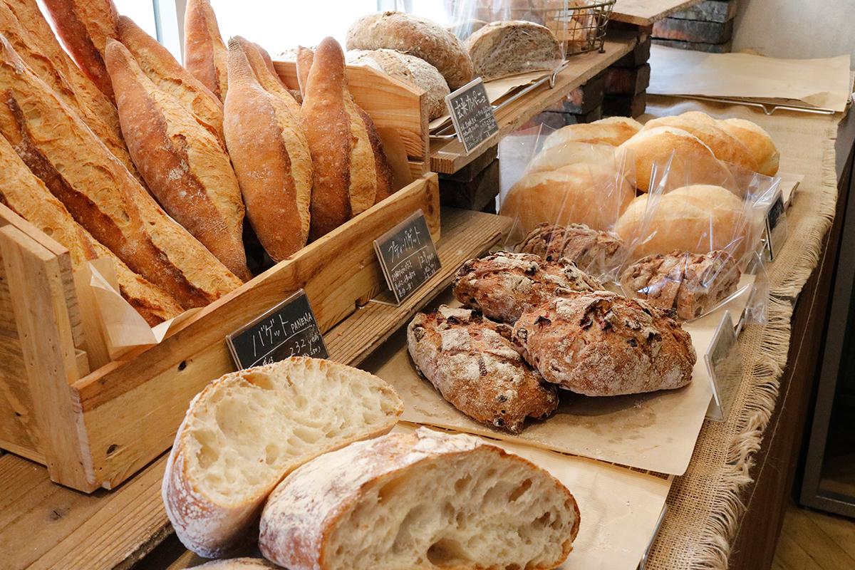 パネーナ ハード系パン