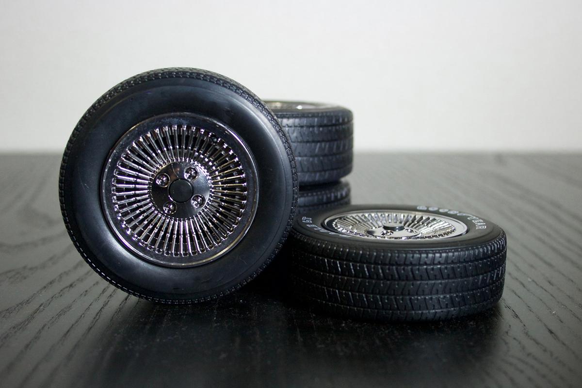 タイヤのセルフチェック