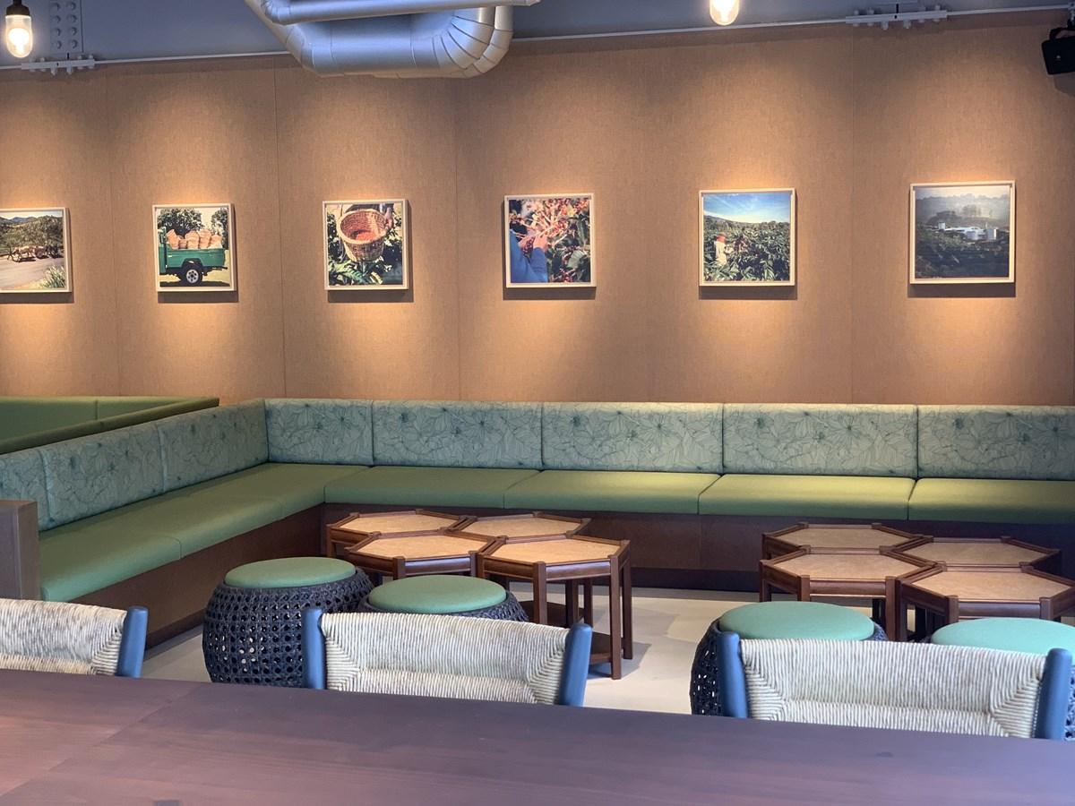 スターバックスコーヒービバスクエア京都梅小路公園店