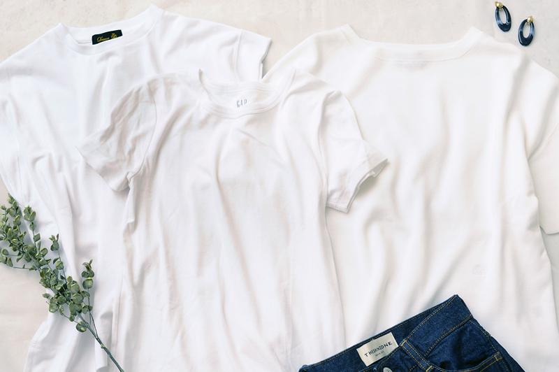 《白Tシャツ》で大人の着回しコーデ!お手本9選【2020夏】