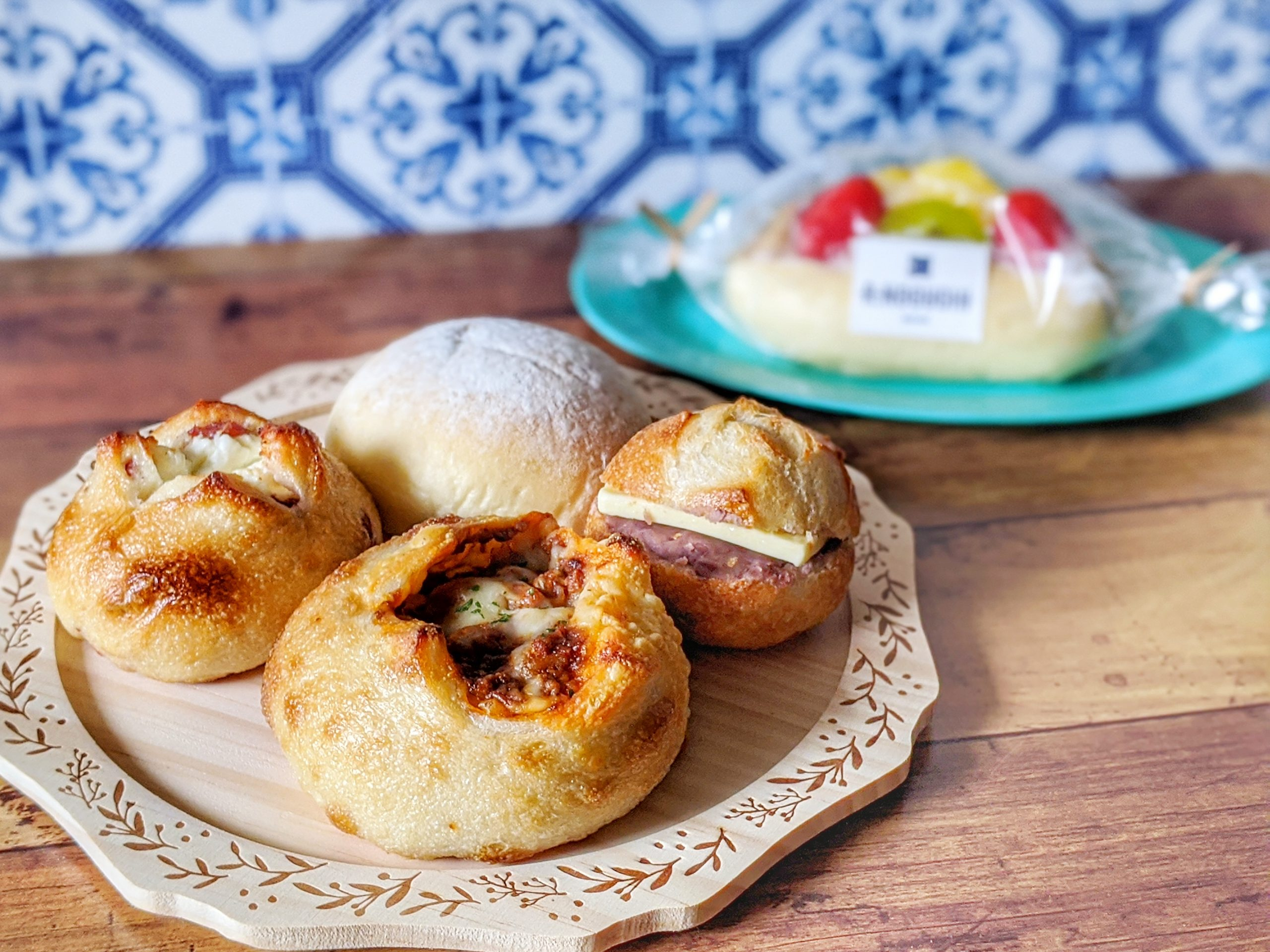 【和泉】しっとりもちもち新食感のフランスパンに舌鼓!『R.NOGUCHI』