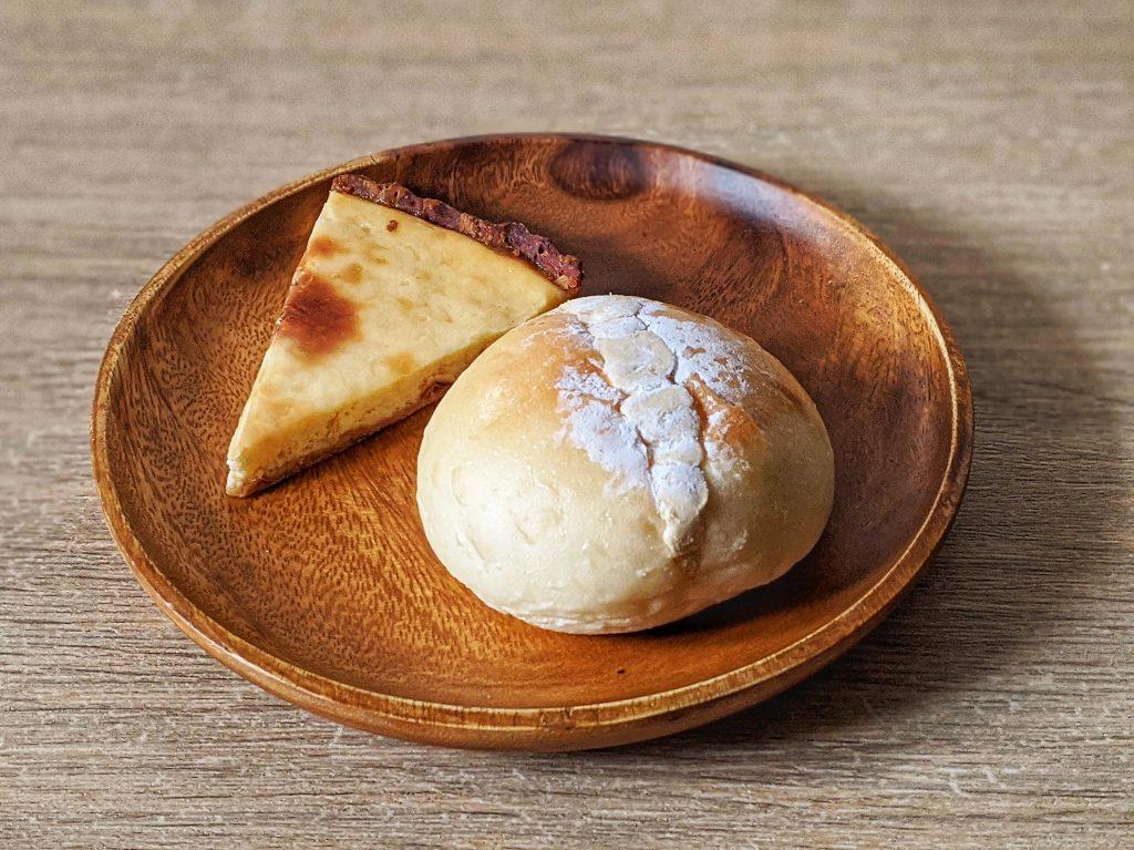 冷蔵コーナーのおやつパン