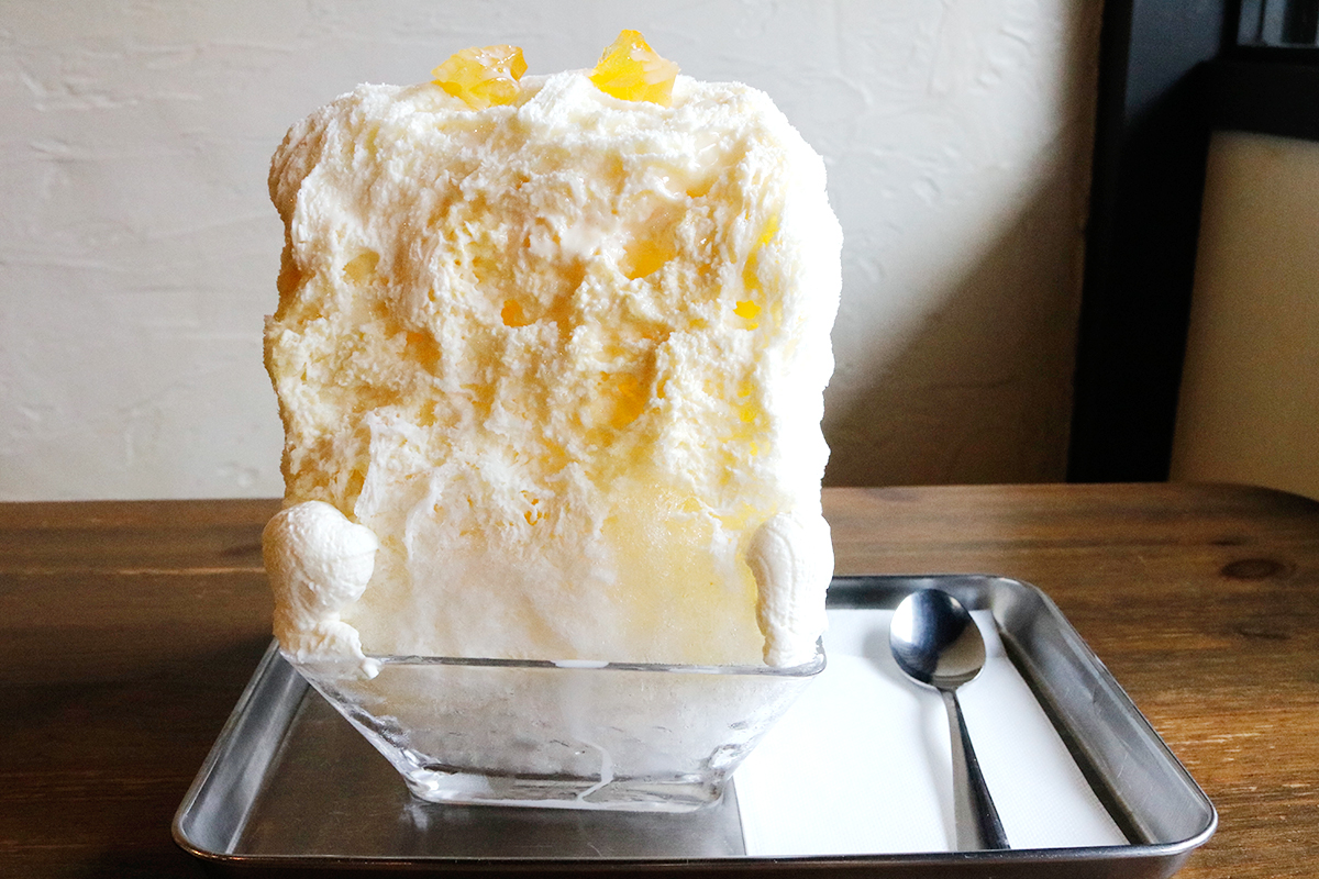 マツシタキッチン パッションフルーツミルク