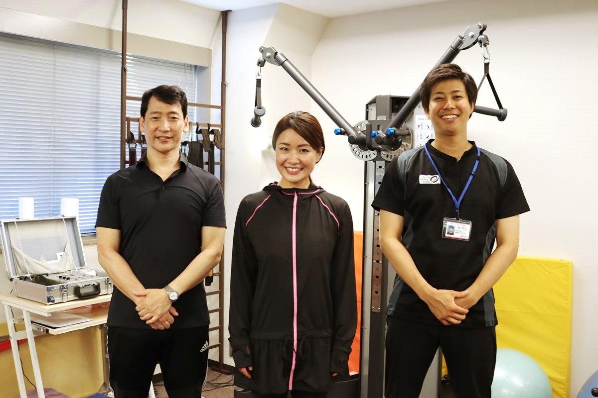 トレーニングスタジオPOUでEMSトレーニング体験