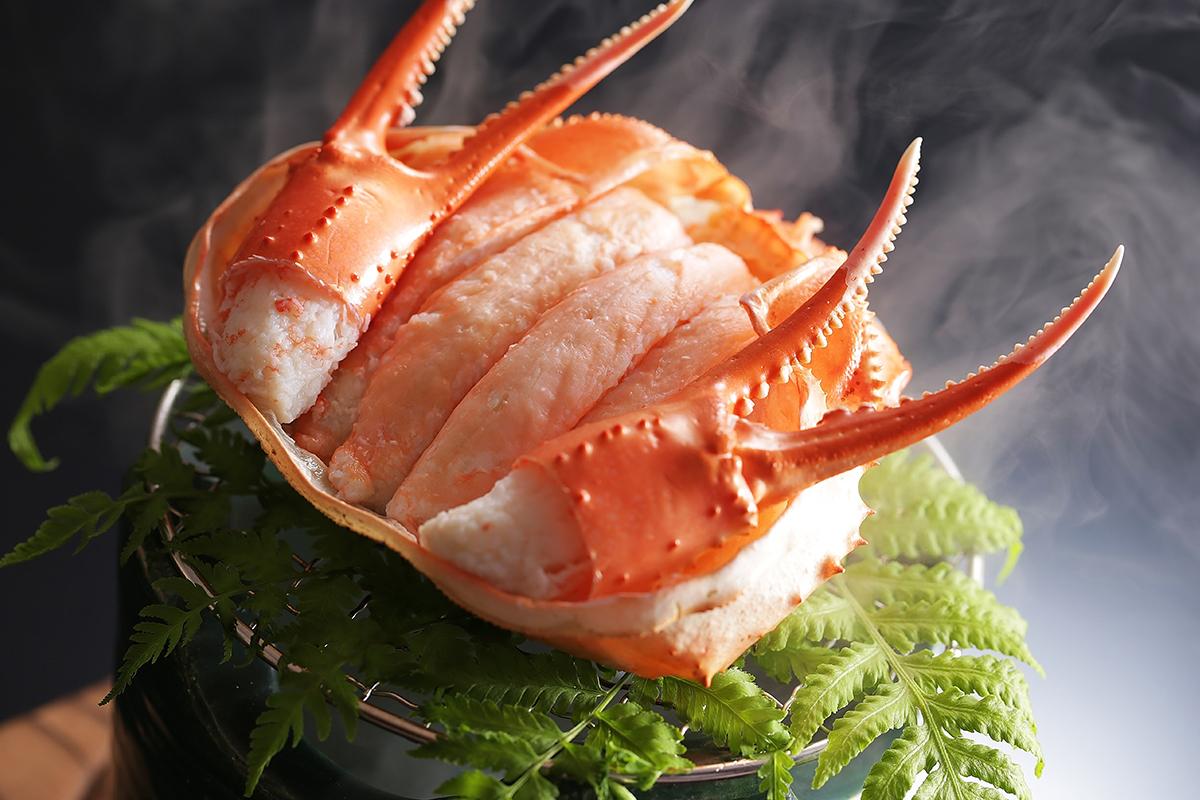 【兵庫・湯村】温泉宿で味わう蟹や但馬牛に新鮮野菜!身体に優しい創作会席に舌鼓