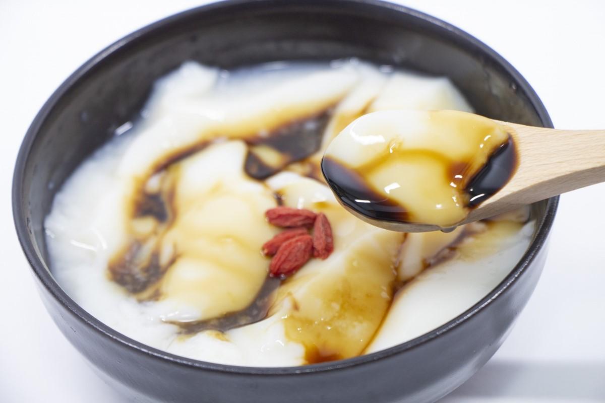 【レシピ】ぷるるん台湾スイーツ「豆花」をおうちで楽しもう♪