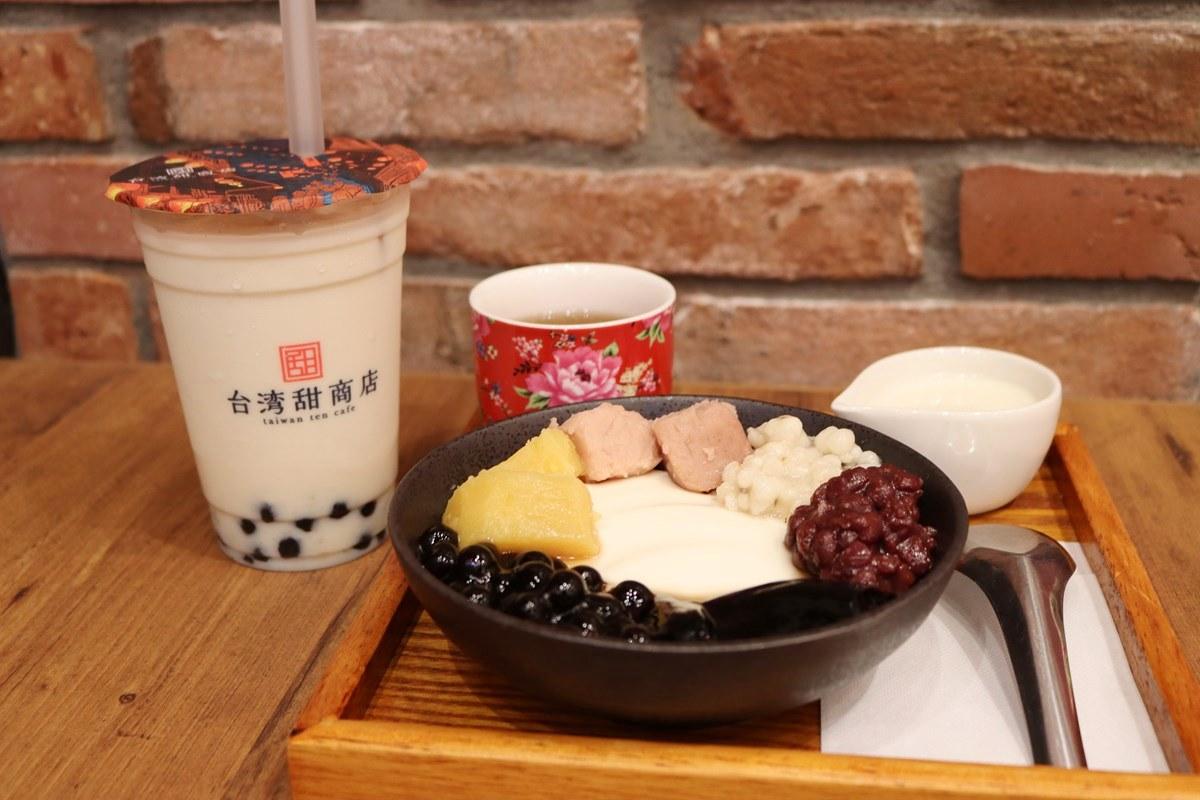 """『台湾甜商店』に豆乳豆花&""""飲むスイーツ""""、8月1日(土)~期間限定新登場"""