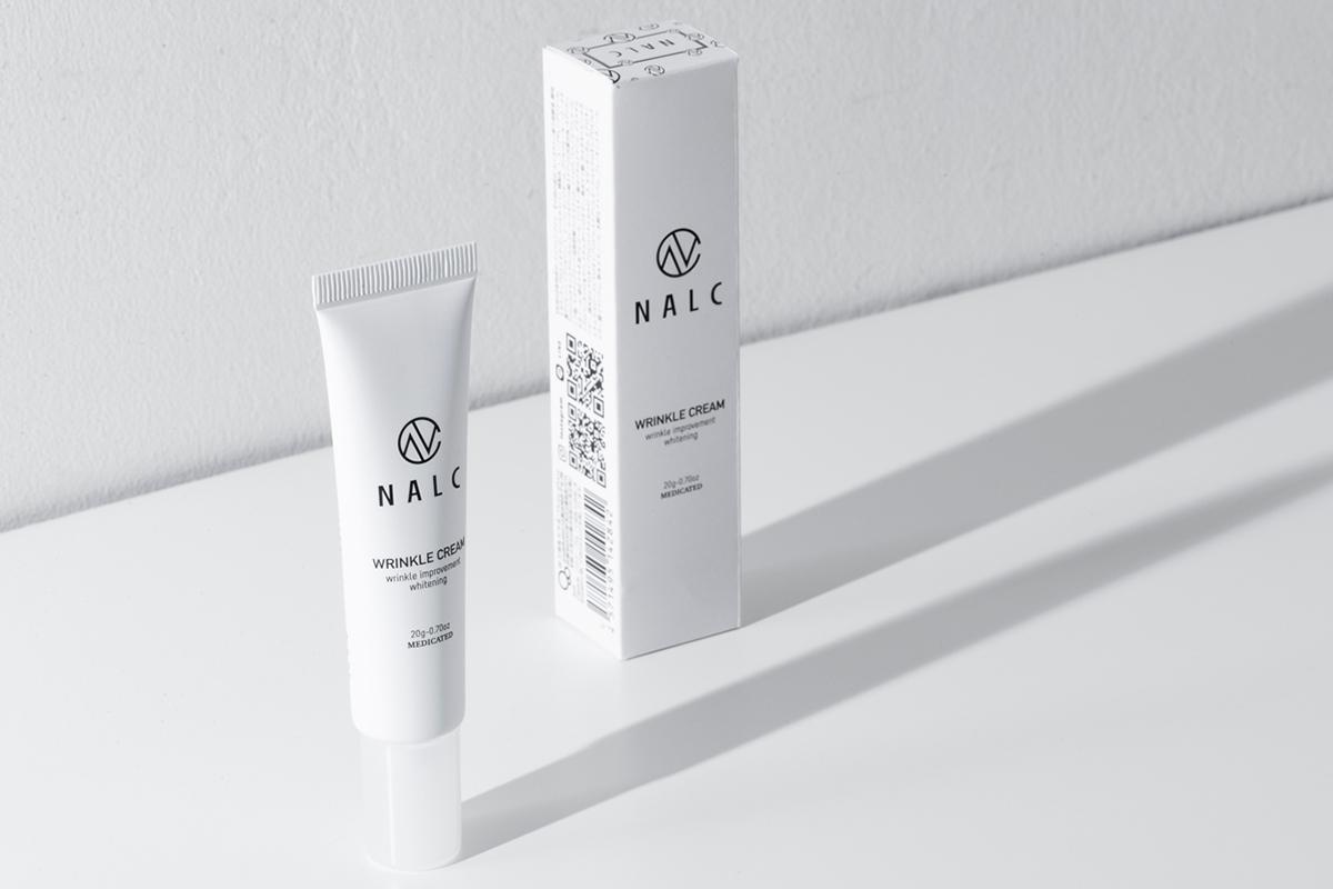 【新発売】シワを改善する「NALC 薬用ホワイトリンクルクリーム」