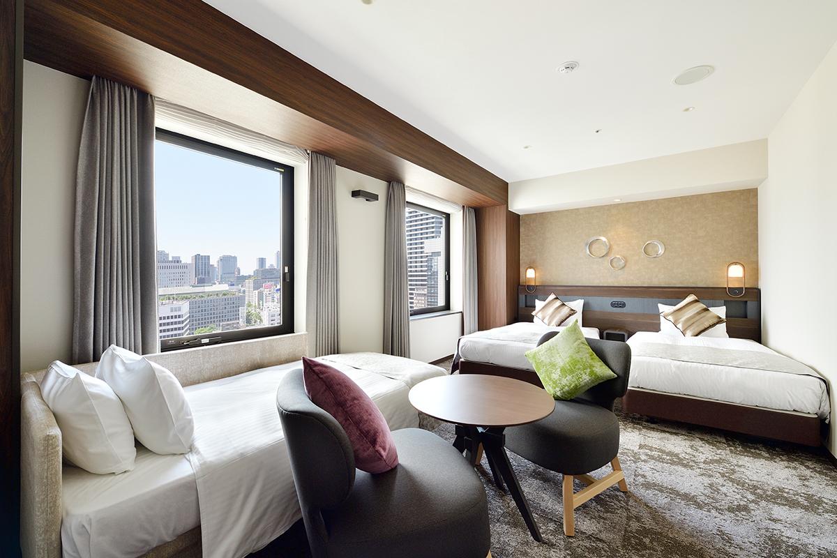 【梅田】ディープな大阪を体験できる『ホテル エルシエント大阪』がオープン