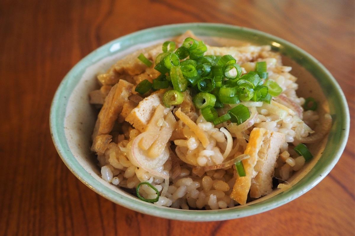 ミョウガの混ぜご飯レシピ