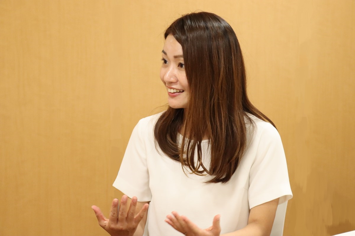 サラヤ読者モデル江浪利恵さん