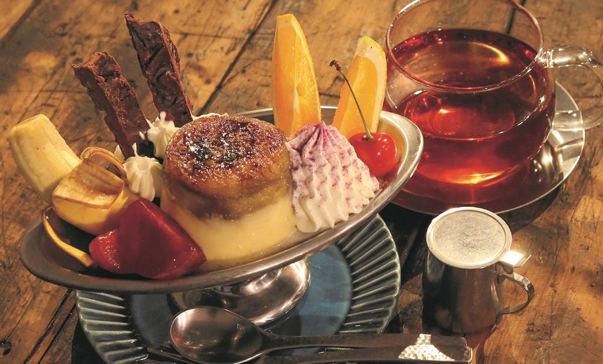 【梅田】焼き芋喫茶・焼き芋酒場『蜜香屋 BATATAS』が『梅田エスト』に誕生