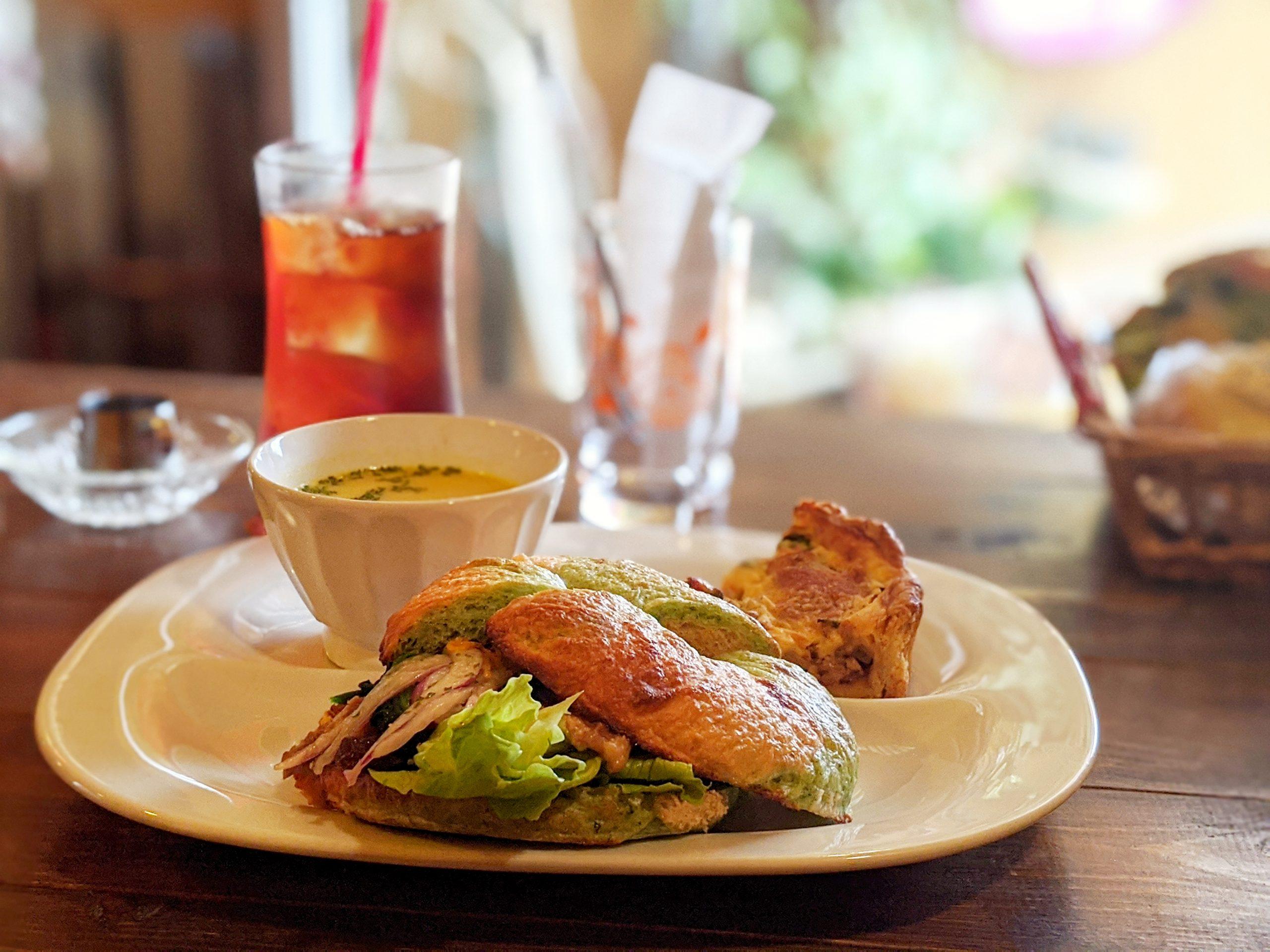 【西宮北口】ベーグルサンドが美味しい隠れ家『Sabio Cafe』で手づくりの温かさに癒される