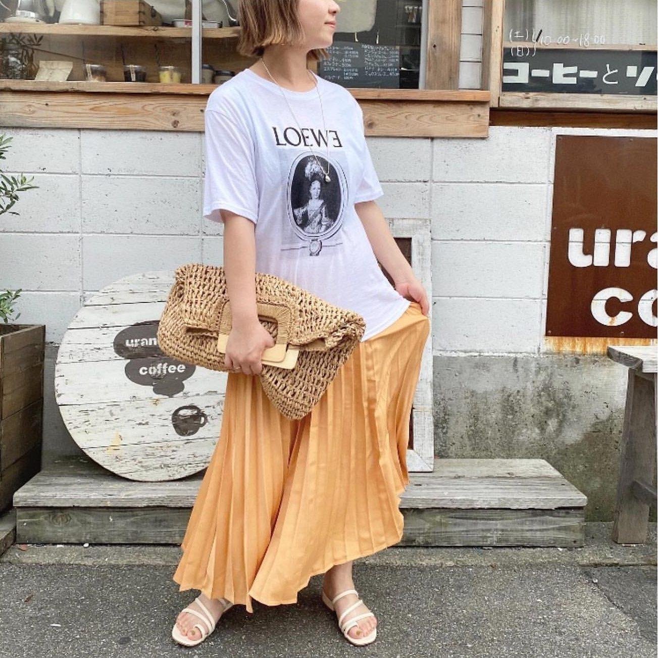 プリントTシャツ1