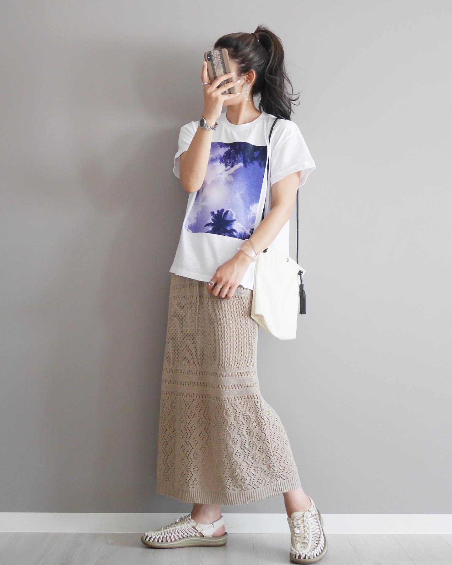 プリントTシャツ5
