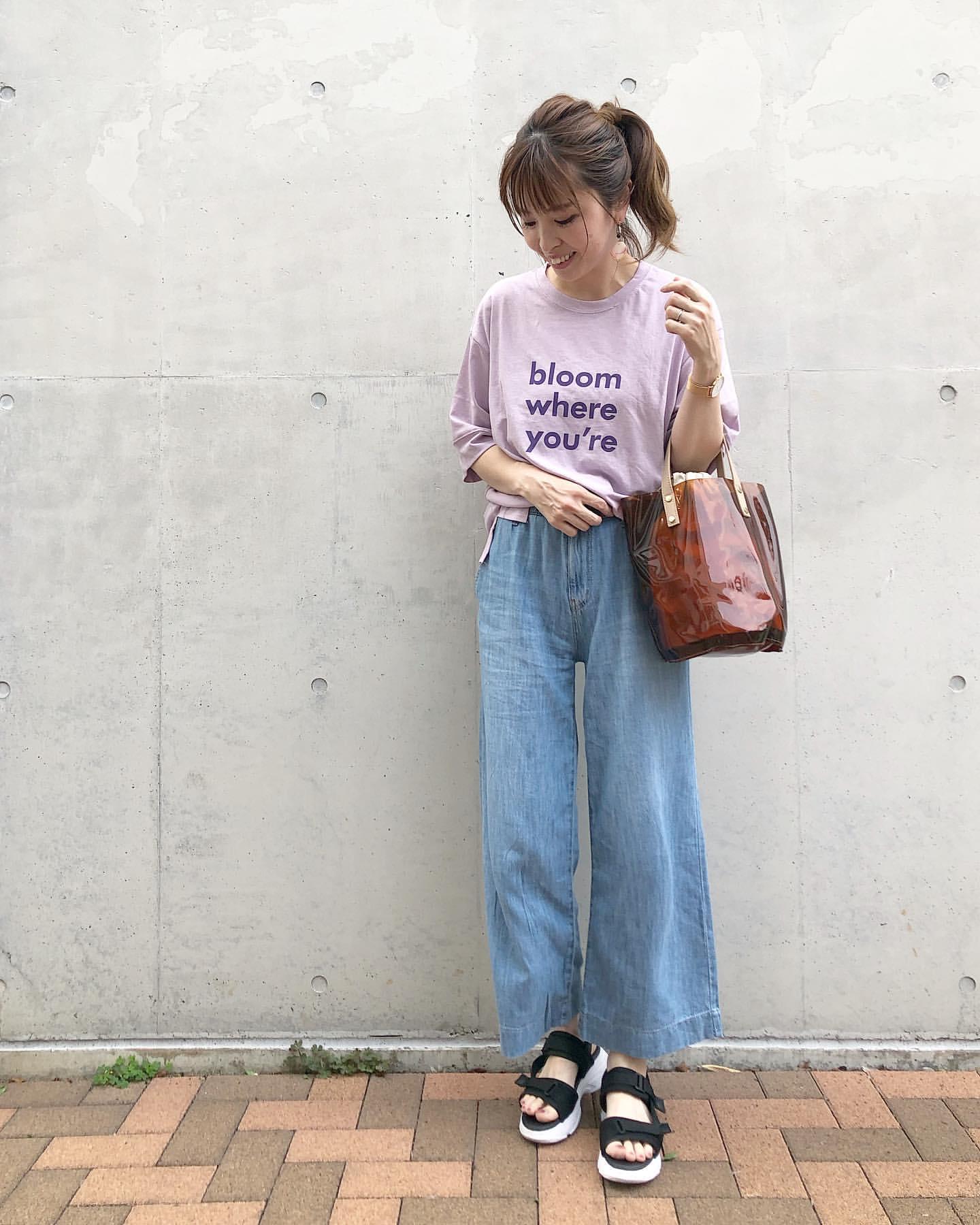 プリントTシャツ6