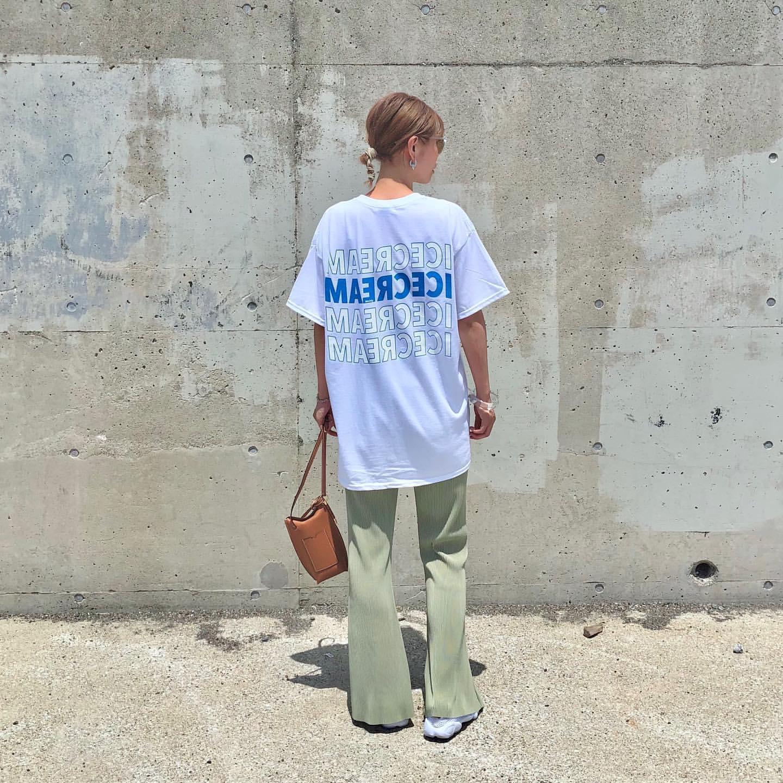 プリントTシャツ8