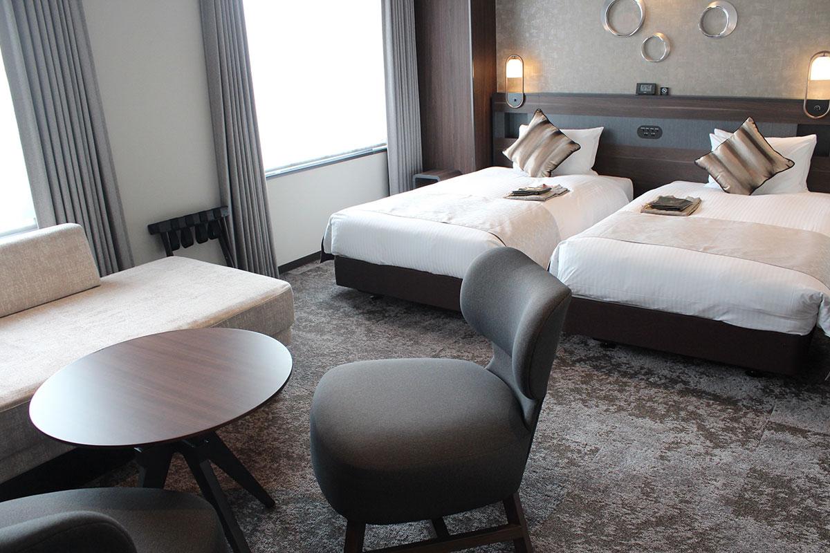 『ホテル エルシエント大阪』贅沢美容宿泊プラン販売開始!《女子旅・女子会に》