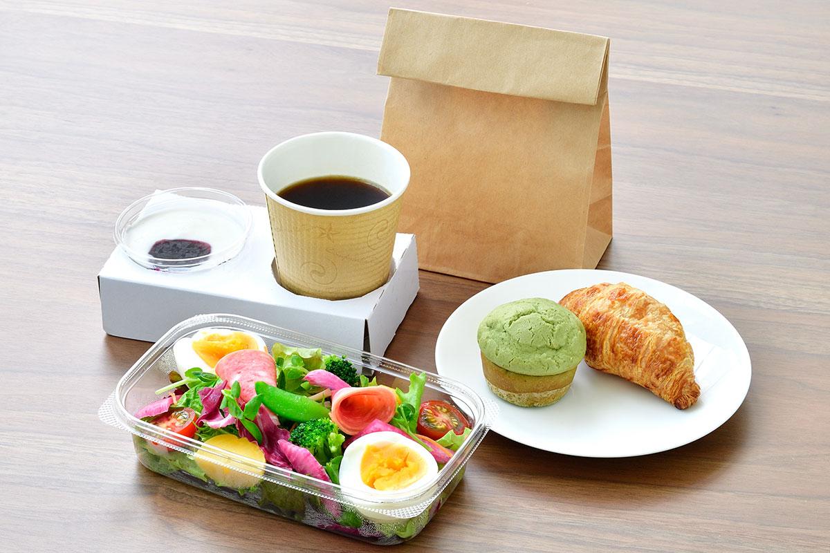 エルシエント大阪朝食テイクアウト