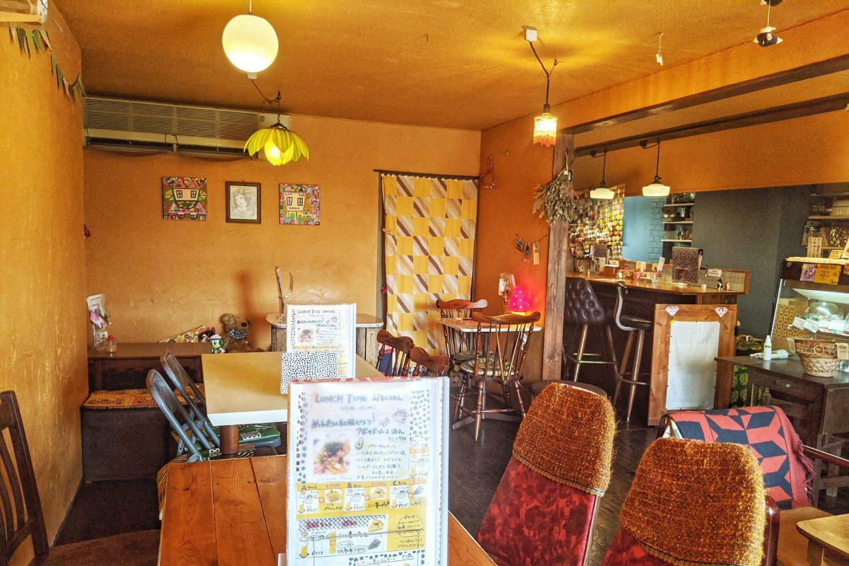 Sabio Cafe店内イメージ