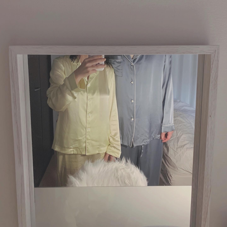 ペアのパジャマ