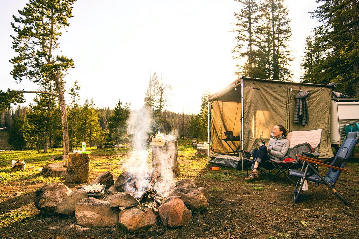 《ゆるキャン》を考えるアウトドア女子必見!初心者でもキャンプを快適に楽しむ方法
