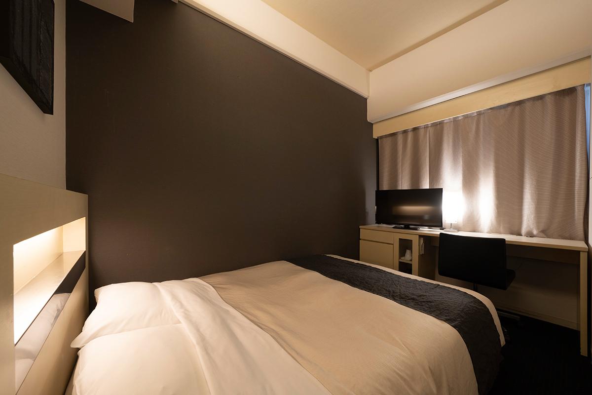 ホテルビナリオ梅田客室