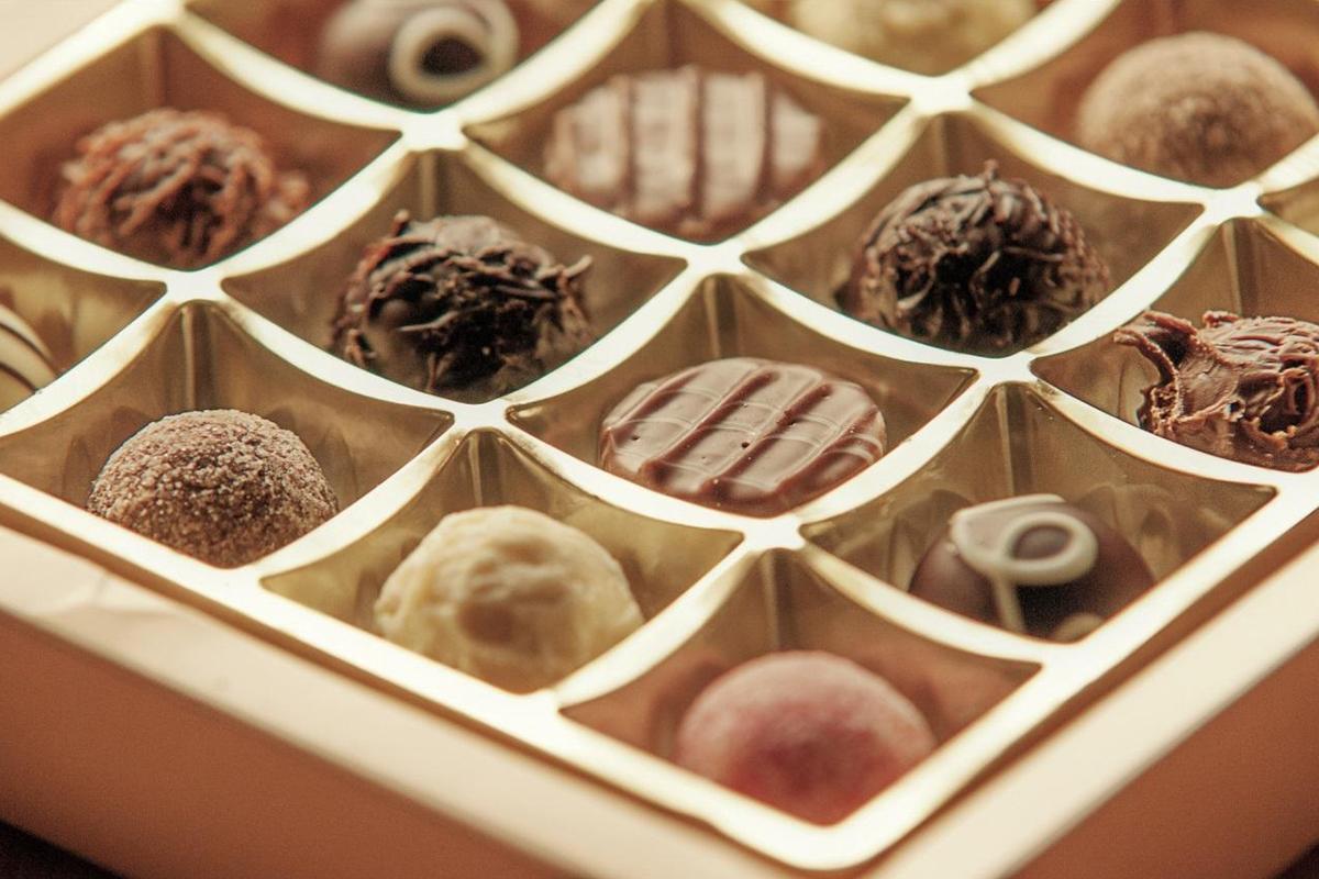 暑い車内に置いておくと危険なもの チョコレート