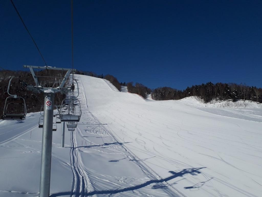 中頓別町のスキー場
