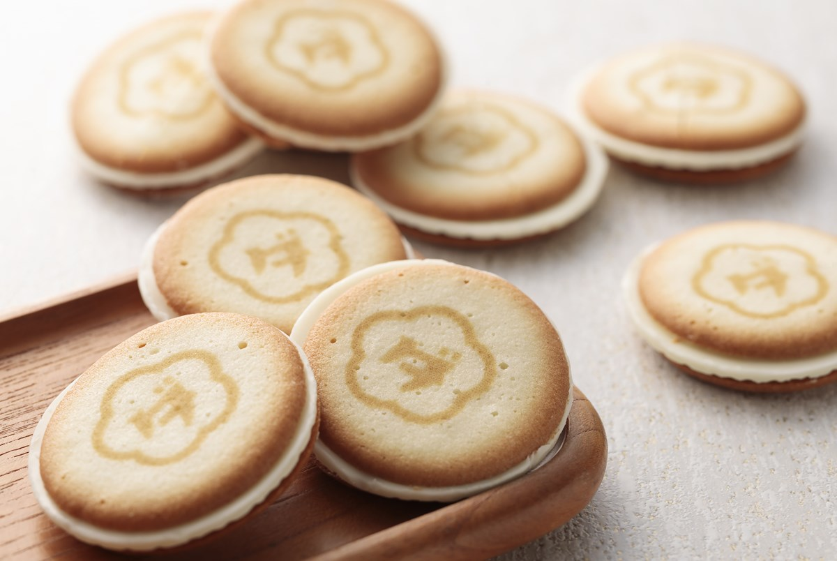 ウメダチーズラボ定番スイーツのクッキー