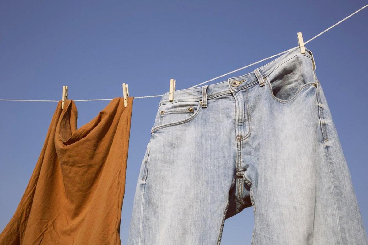 感染前に備えておきたいもの「捨ててもいい服」