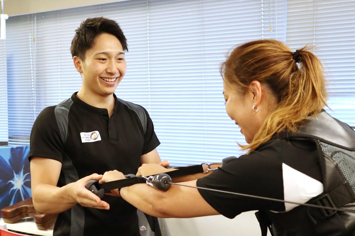 【梅田】個室・マンツーマンのEMSトレーニングで効率的に理想のボディへ