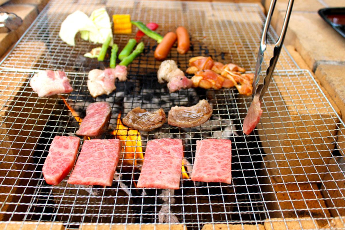 BBQコース