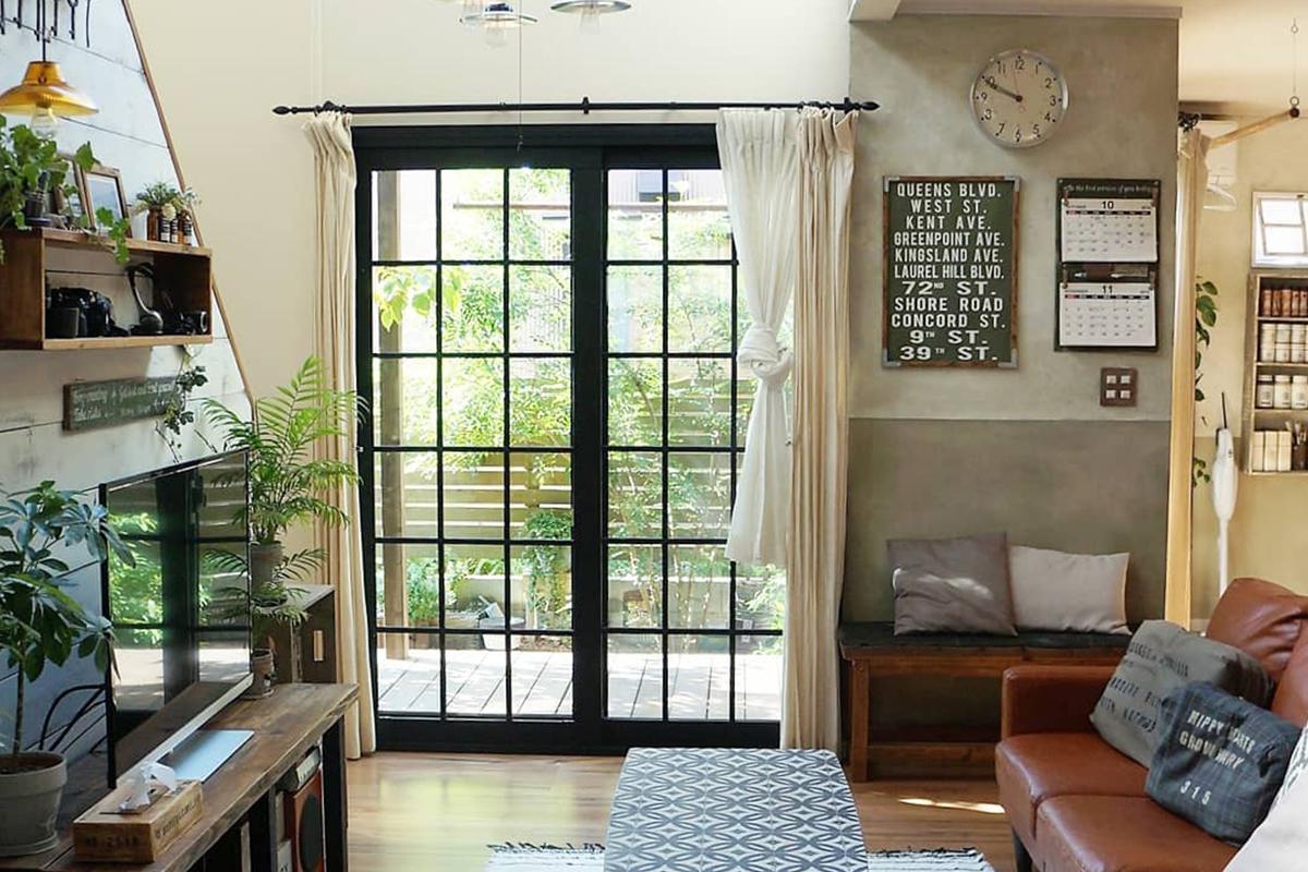 "【DIY】憧れの""窓""に簡単リメイク!賃貸でもできるアイデア&実例4選"