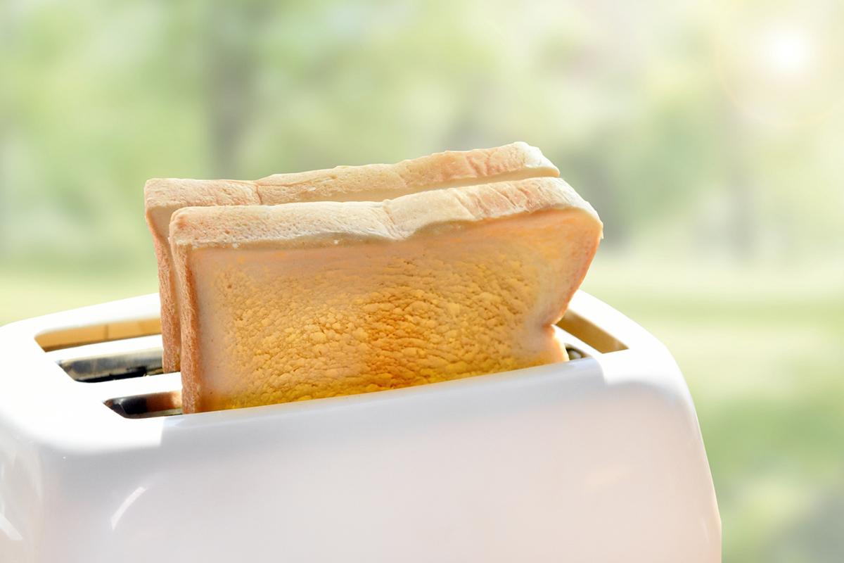 一人暮らしに必要なもの「トースター」