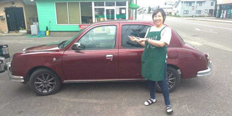 北海道在住の女性の愛車