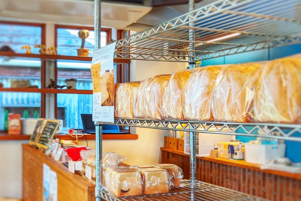 フロウリッシュ棚の食パン