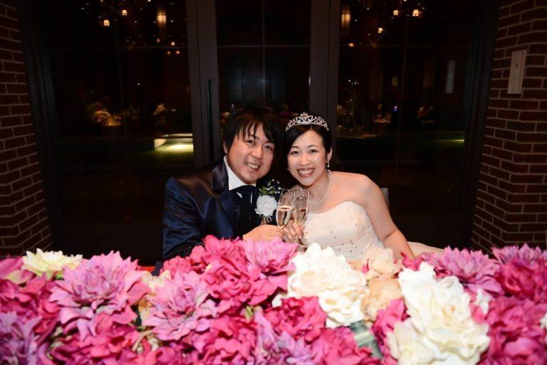 北海道中頓別町の新婚カップル