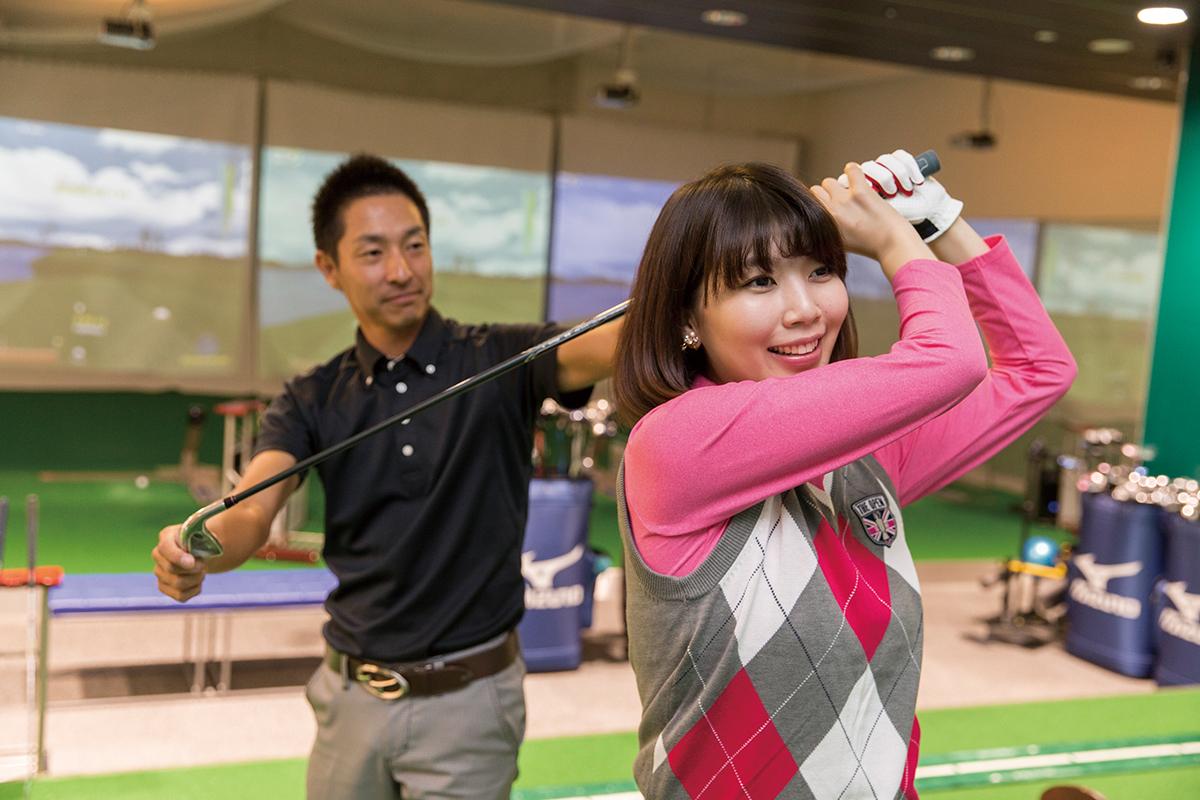 ミズノゴルフスタジオ淀屋橋の生徒