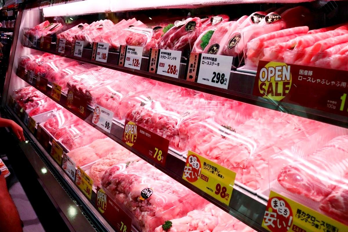 『ダイリキ焼肉市場』ショウケース