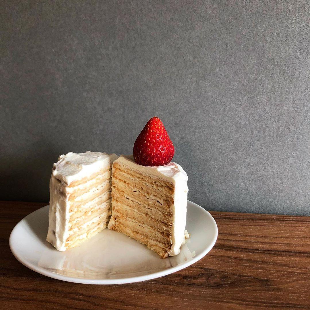 黒柳徹子ケーキ レシピ