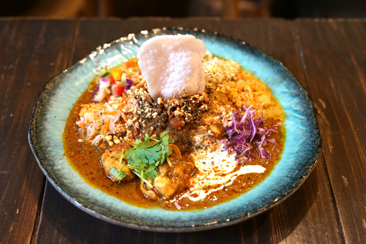 【福島】ひと皿にアジアのおいしさ、ぎゅっ!『スパイスカリー大陸』で味わう口福