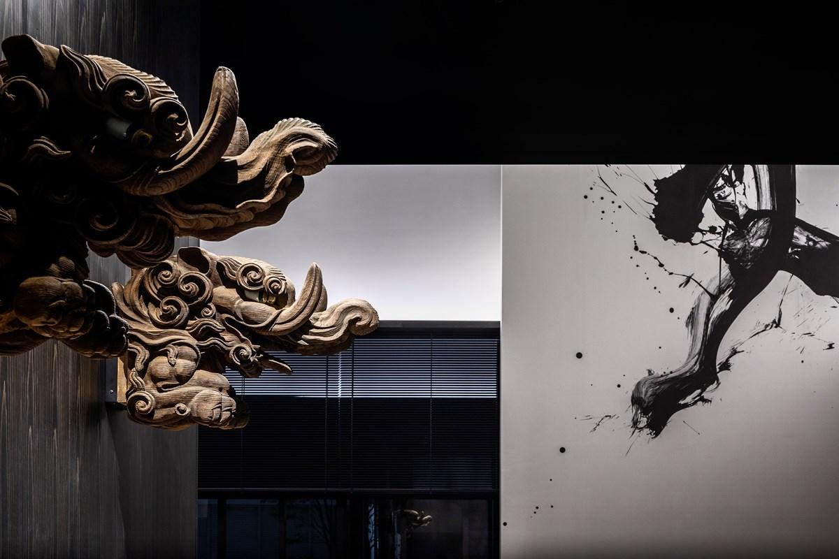 『三井ガーデンホテル京都河原町浄教寺』デザイン