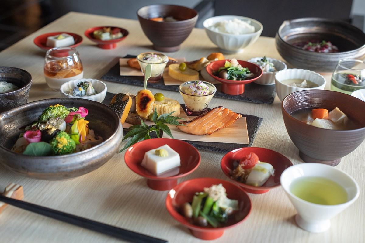 三井ガーデンホテル京都河原町浄教寺の朝食イメージ