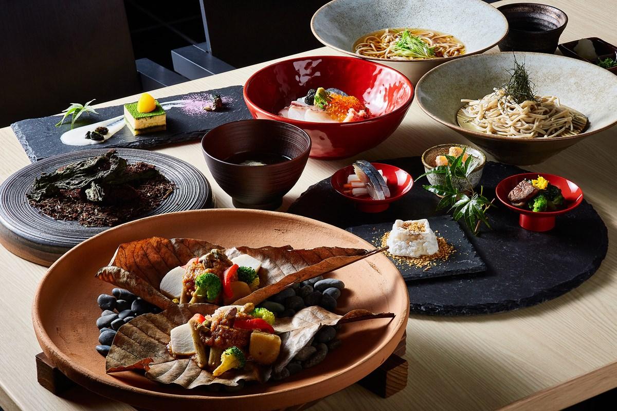 三井ガーデンホテル京都河原町浄教寺の夕食イメージ