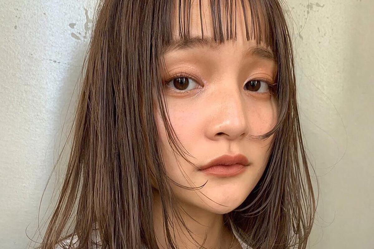 オトナ女子の《パッツン前髪》がかわいい!おしゃれでキュートな魅力を演出