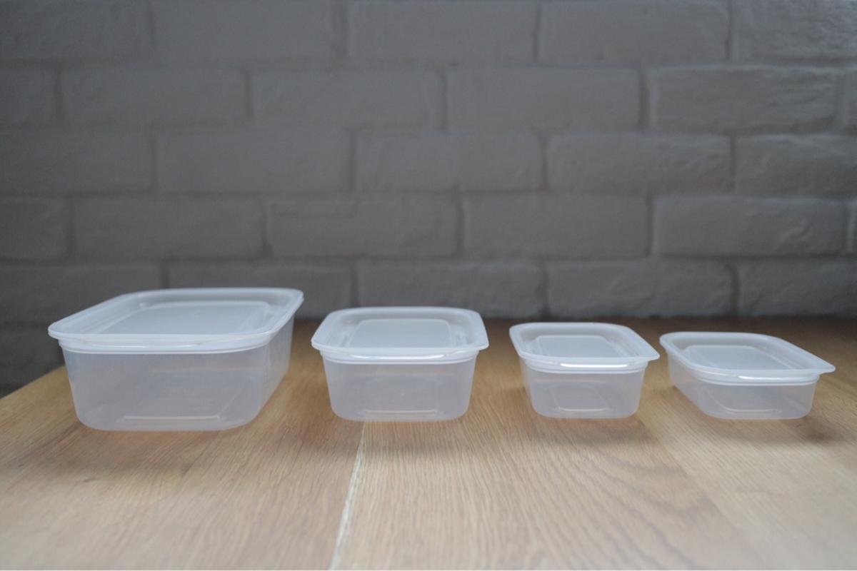保存容器4種類
