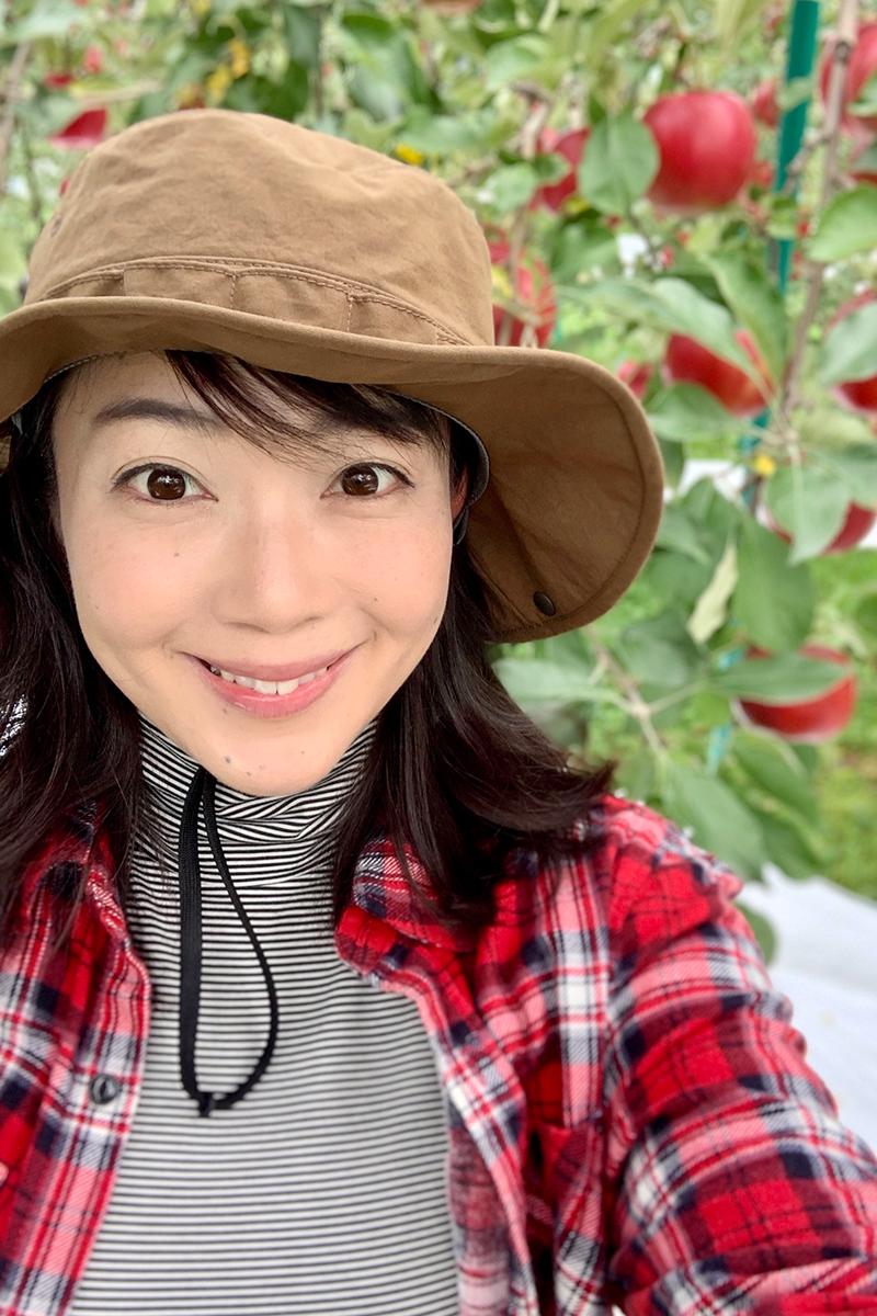 青森りんご里村さんの休日